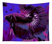 Fabulous Fins Tapestry