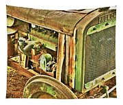 Fageol Tractor 2 Tapestry