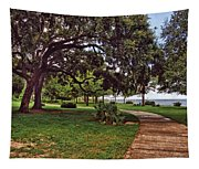 Fairhope Lower Park 2 Tapestry