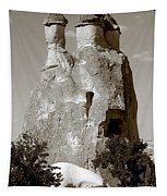 Fairy Chimney In Goreme Tapestry