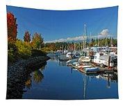 Fall Colors At English Bay Tapestry