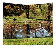 Fall Frogging Got One Tapestry