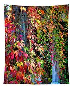 Fall Palette Tapestry