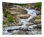 Fall River Falls Tapestry