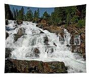 Falls Glen Alpine Falls Tahoe Tapestry