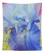 Fanciful Flowers - Iris Tapestry