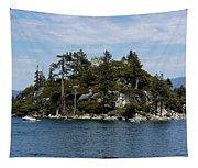 Fanette Island Tea Party Tapestry