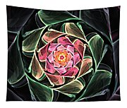Fantasy Floral Expression 111311 Tapestry