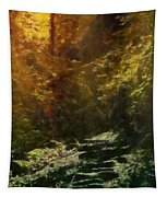 Fantasy Forest Tapestry