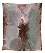 Fantasy Girl Tapestry