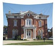 Farm Mansion Tapestry