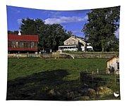 Farm Scene Tapestry