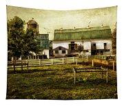 Farmland In Intercourse - Pennsylvania Tapestry