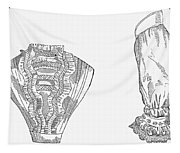 Fashion: Chemisette, 1854 Tapestry