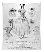 Fashion: Corset, C1850 Tapestry