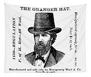 Fashion: Granger Hat Tapestry