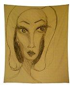 Fawny Eyes Tapestry