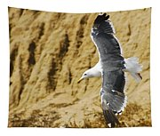 Feathered Friend Cruising Tapestry