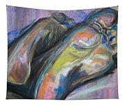Feet Tapestry