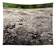 Fell By The Mighty Bark Beetle Tapestry