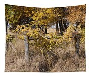 Fence Post Tapestry