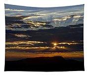 Fernley Sunrise 1 Tapestry