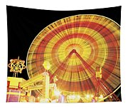Ferris Wheel And Other Rides, Derry Tapestry