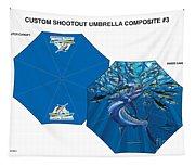 Fine Art Umbrellas Tapestry