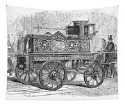 Fire Engine, 1862 Tapestry