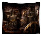 Fireman - Bucket Brigade  Tapestry