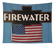 Firewater Tapestry
