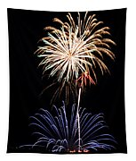 Fireworks  Abound Tapestry