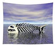 Fish Bones Tapestry
