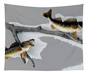 Fish Mount Set 03 C Tapestry