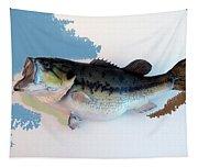Fish Mount Set 07 C Tapestry