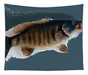 Fish Mount Set 10 B Tapestry