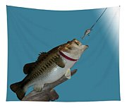 Fish Mount Set 13 A Tapestry