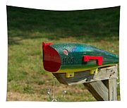 Fishing Lure Mailbox 1 Tapestry