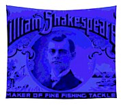 Fishing Tackle Maker Tapestry