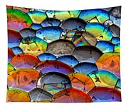 Fishy Bubbles Tapestry