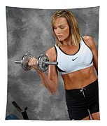 Fitness 5 Tapestry