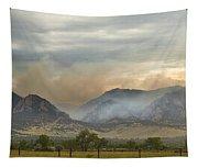 Flagstaff Fire Tapestry