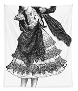 Flamenco Dancer Tapestry