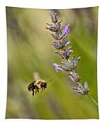 Flight Of The Bumble Tapestry