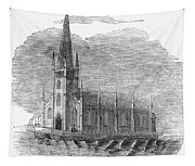 Floating Church, 1849 Tapestry