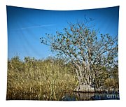 Florida Everglades 8 Tapestry