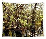 Florida Everglades 9 Tapestry