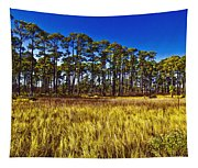 Florida Pine 3 Tapestry
