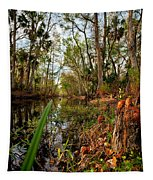 Florida Stream Tapestry