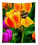 Flower 19 Tapestry